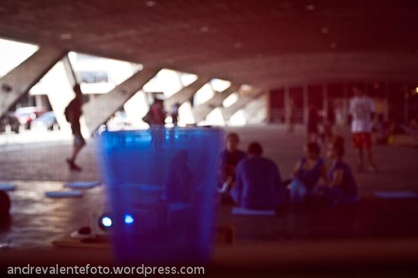 Fotografia de arte André Valente Performance arte moderna contemporânea MAM Brasil Rio de Janeiro Jéssica Becker Michel Groisman Corpos Informáticos GIM Lucio Agra Otávio Donasci